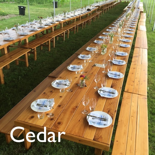 Click On A Style To See More Information And (MANY) Photos U2014 So Many Photos  That We Hope You Get Bored Looking At Tables! Header Photo By The Gaineys  Taken ...
